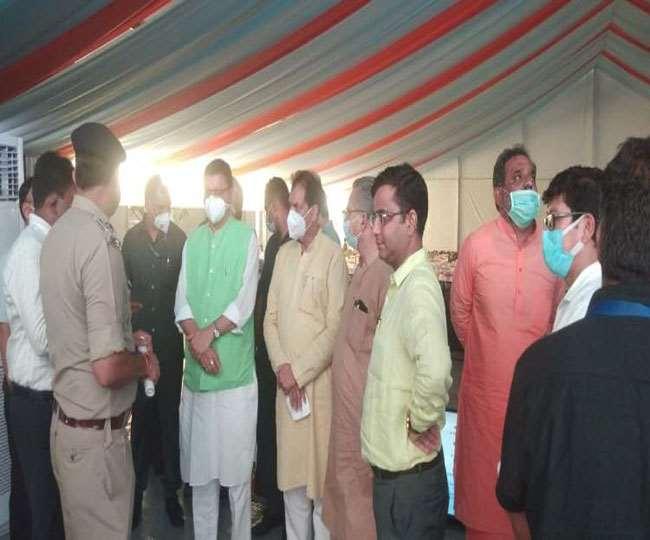 पीएम मोदी कल पहुंचेंगे एम्स ऋषिकेश, दौरे से ठीक पहले CM धामी ने किया औचक निरीक्षण