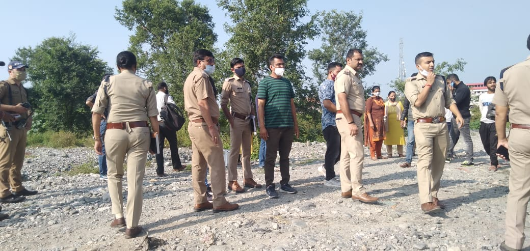 हल्द्वानी के इंदिरा नगर में नाबालिग की गला घोटकर हत्या