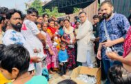 बाढ़ प्रभावित परिवारों को शासन से हर संभव मिलेगी मदद - चुघ
