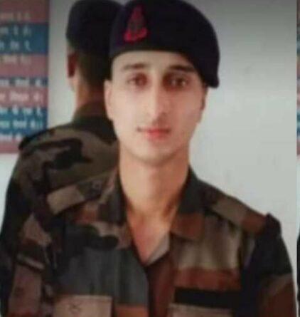 सियाचिन में शहीद पौड़ी के जवान विपिन सिंह का पार्थिव शरीर पहुंचा घर, सीएम ने दी श्रद्धांजलि